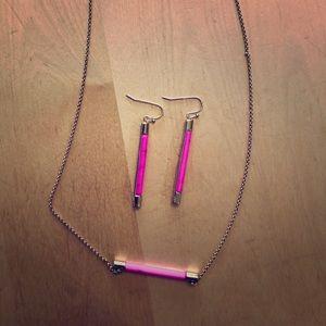 Kate Spade bar jewelry